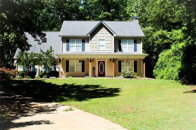 72 Coral Drive, Whitesburg, GA 30185 (MLS #6880340) :: RE/MAX Prestige