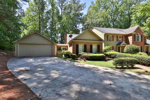 1212 Whitlock Ridge SW, Marietta, GA 30064 (MLS #6880341) :: North Atlanta Home Team