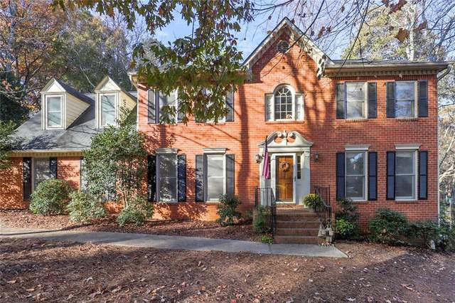 4658 Glenleigh Drive SW, Mableton, GA 30126 (MLS #6880345) :: North Atlanta Home Team