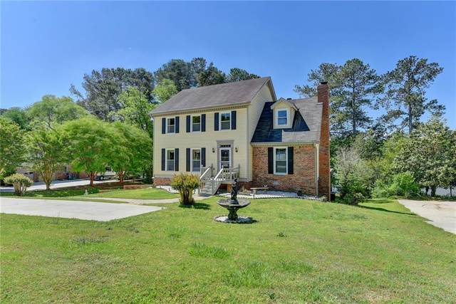 1287 Summit Chase Drive, Snellville, GA 30078 (MLS #6880350) :: North Atlanta Home Team