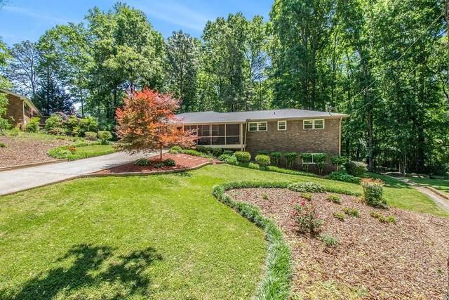 6364 S Skyline Drive, Douglasville, GA 30135 (MLS #6880363) :: RE/MAX Paramount Properties