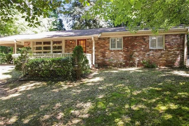 866 Armand Court NE, Atlanta, GA 30324 (MLS #6880377) :: Maria Sims Group