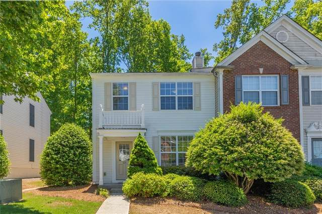 925 Bendleton Trace, Alpharetta, GA 30004 (MLS #6880382) :: The Hinsons - Mike Hinson & Harriet Hinson