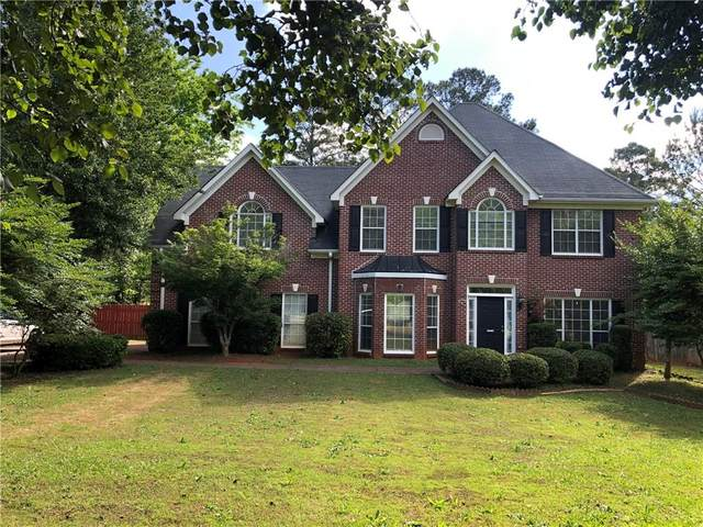 100 Brook Hollow Drive, Mcdonough, GA 30252 (MLS #6880394) :: The North Georgia Group