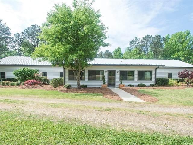 170 Knox Chapel Road, Social Circle, GA 30025 (MLS #6880400) :: The North Georgia Group