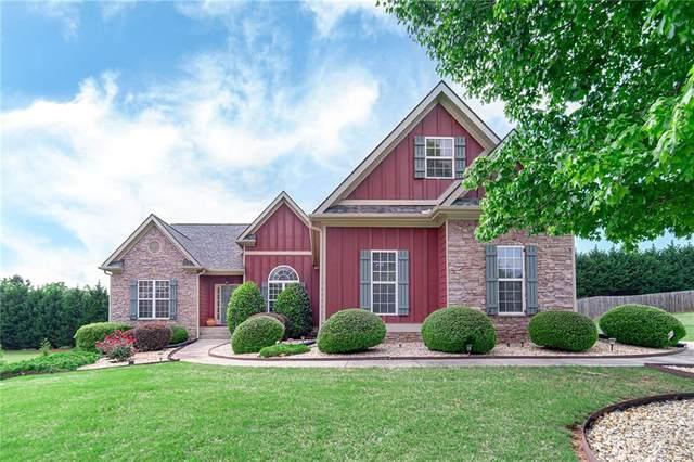 100 Billie Dean Drive, Jefferson, GA 30549 (MLS #6880401) :: RE/MAX Paramount Properties
