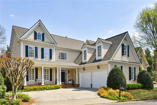 3483 Paces Ferry Circle, Smyrna, GA 30080 (MLS #6880414) :: The North Georgia Group