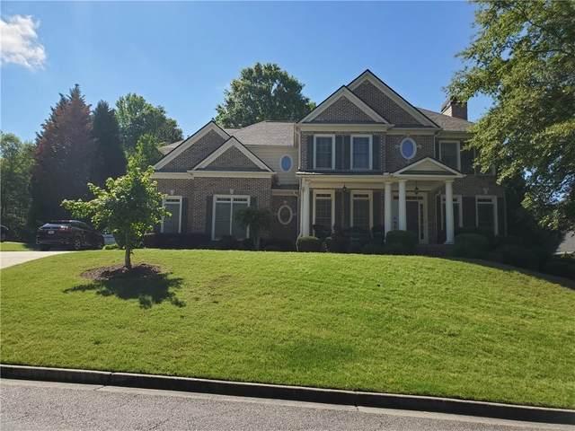 321 Birch Laurel, Woodstock, GA 30188 (MLS #6880417) :: Path & Post Real Estate