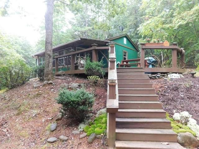 4315 Camp Creek Road, Lakemont, GA 30552 (MLS #6880421) :: The Hinsons - Mike Hinson & Harriet Hinson