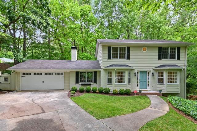 255 River Springs Drive NW, Atlanta, GA 30328 (MLS #6880424) :: Todd Lemoine Team