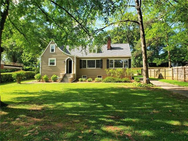 2923 E Pharr Road NE, Atlanta, GA 30317 (MLS #6880435) :: The Zac Team @ RE/MAX Metro Atlanta