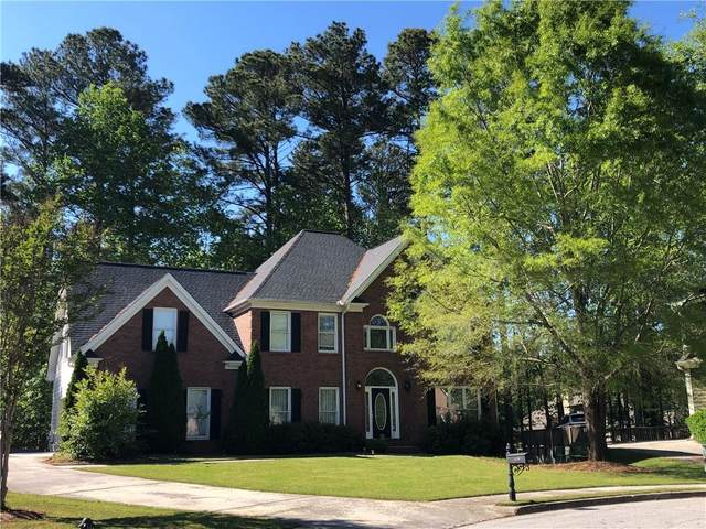 5100 Winding Rose Drive, Suwanee, GA 30024 (MLS #6880443) :: North Atlanta Home Team