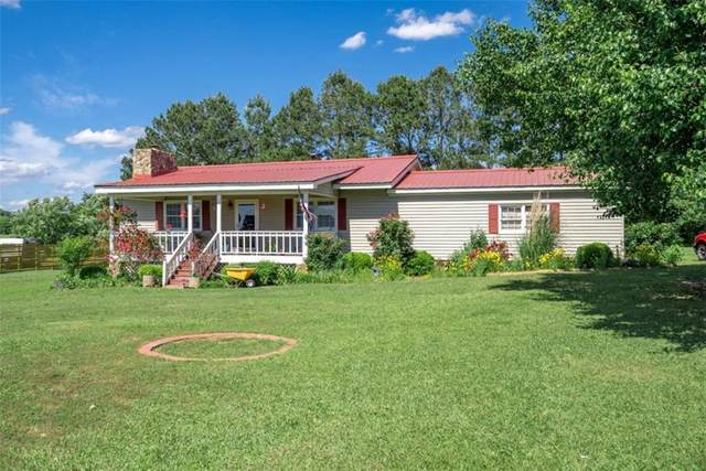 1020 Twin Rivers Road, Greensboro, GA 30642 (MLS #6880444) :: North Atlanta Home Team