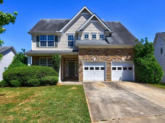 621 Needle Rush Circle, Locust Grove, GA 30248 (MLS #6880446) :: The North Georgia Group