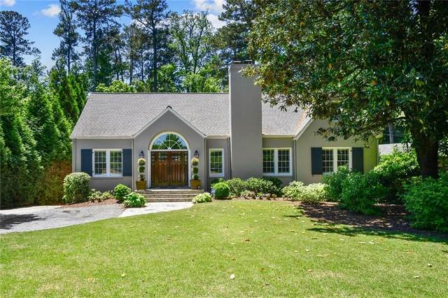 72 W Brookhaven Drive NE, Atlanta, GA 30319 (MLS #6880468) :: The Gurley Team