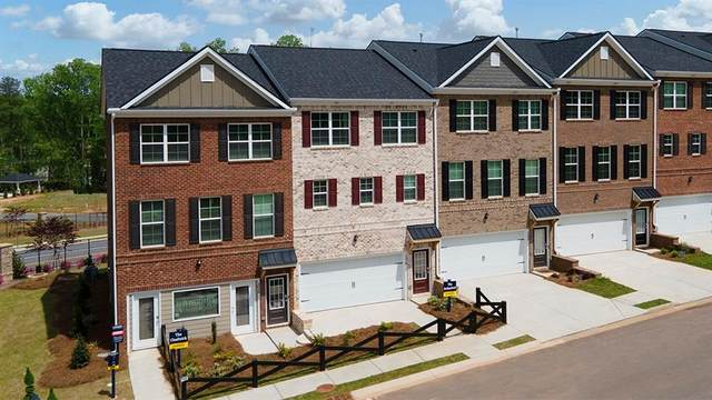 2266 Foley Park Street #54, Snellville, GA 30078 (MLS #6880473) :: The North Georgia Group