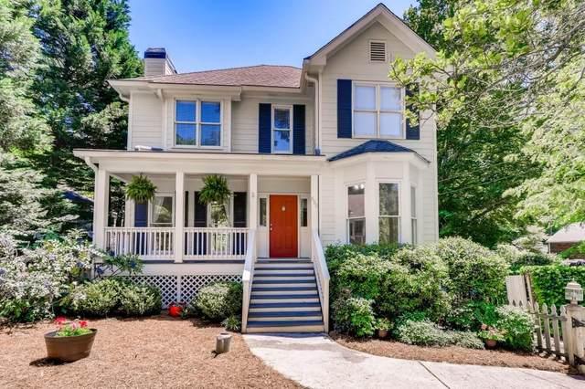 550 S Candler Street, Decatur, GA 30030 (MLS #6880480) :: AlpharettaZen Expert Home Advisors
