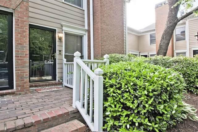 7500 Roswell Road #59, Sandy Springs, GA 30350 (MLS #6880487) :: Good Living Real Estate