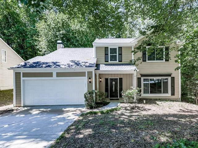 5055 N Bridges Drive, Alpharetta, GA 30022 (MLS #6880500) :: North Atlanta Home Team