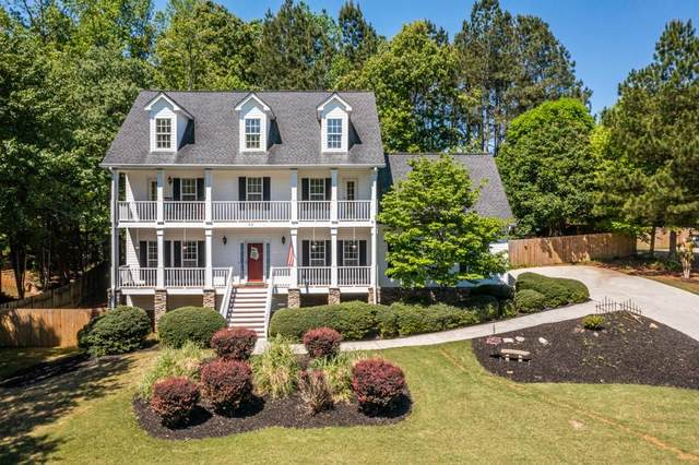 99 Mount Vernon Ridge, Dallas, GA 30132 (MLS #6880518) :: RE/MAX Prestige