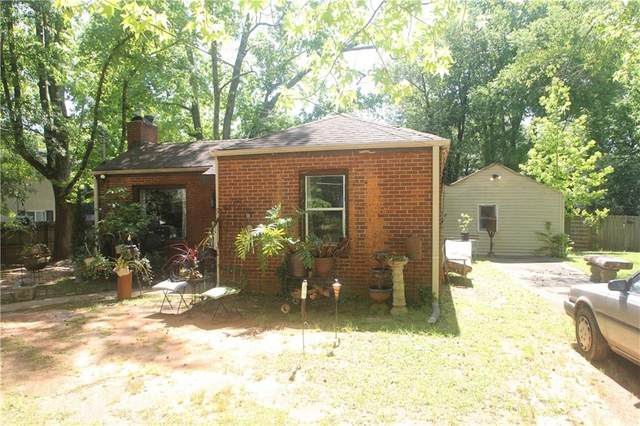 251 Jefferson Place, Decatur, GA 30030 (MLS #6880531) :: The Heyl Group at Keller Williams