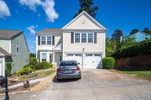 160 Wallnut Hall Circle, Woodstock, GA 30189 (MLS #6880539) :: Maria Sims Group