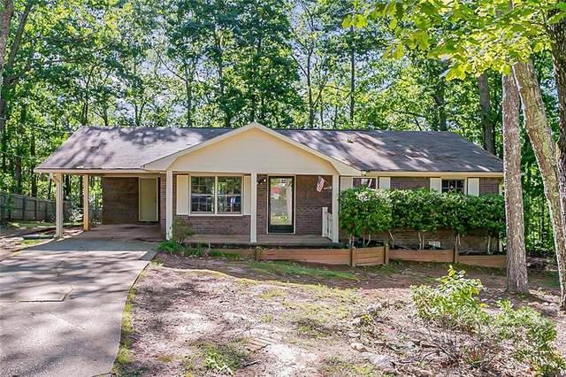 116 Watson Glen Drive, Dallas, GA 30157 (MLS #6880557) :: North Atlanta Home Team