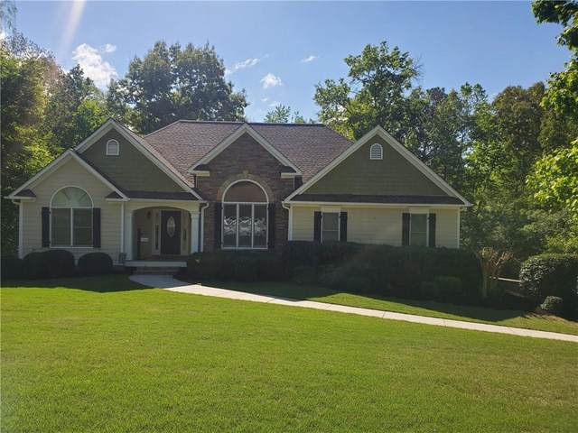 131 Brookwood Trail, Waleska, GA 30183 (MLS #6880559) :: Maria Sims Group