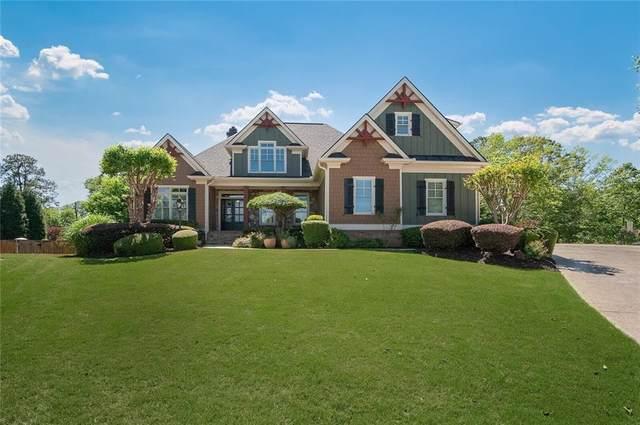 4976 Manna Lane, Powder Springs, GA 30127 (MLS #6880584) :: North Atlanta Home Team