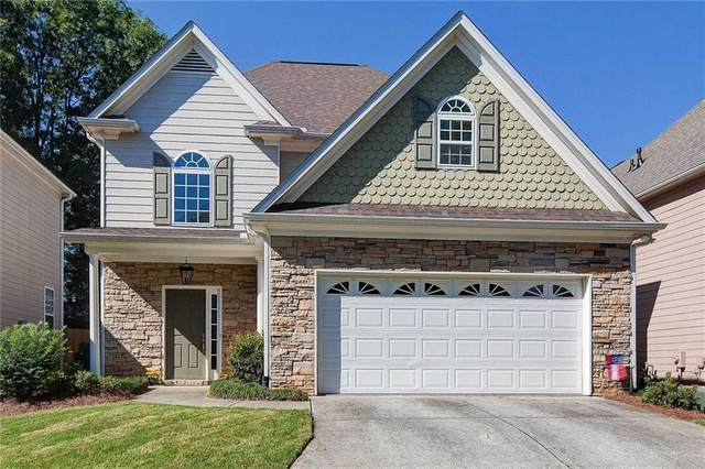 2214 Orchard Park Circle NW, Kennesaw, GA 30152 (MLS #6880587) :: Maria Sims Group