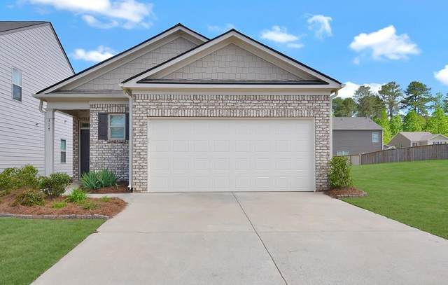 317 Ivey Hollow Circle, Dawsonville, GA 30534 (MLS #6880590) :: Maria Sims Group