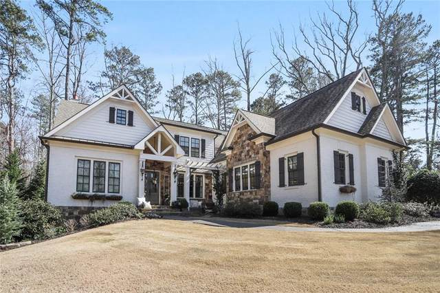 145 Haney Lane, Milton, GA 30004 (MLS #6880591) :: North Atlanta Home Team