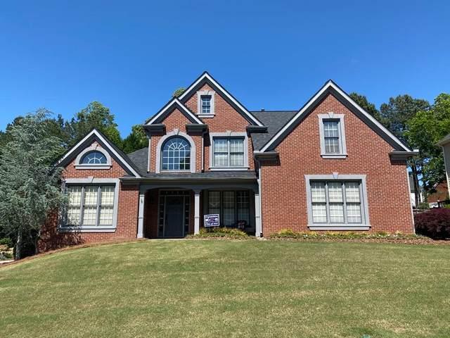 1160 Lamont Circle, Dacula, GA 30019 (MLS #6880613) :: North Atlanta Home Team