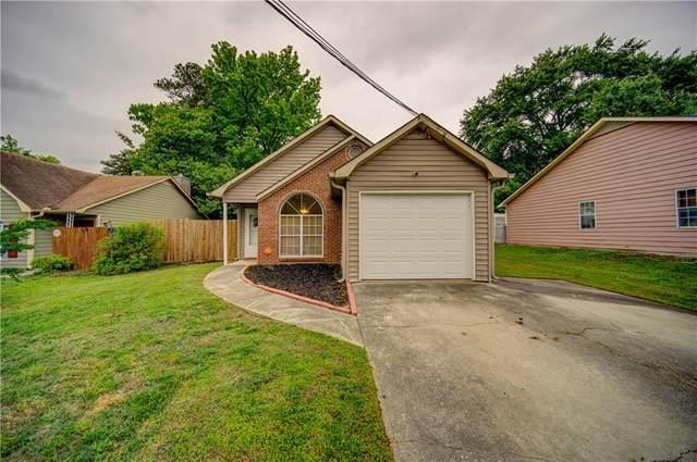 8103 Fieldstream Way, Douglasville, GA 30134 (MLS #6880638) :: Lucido Global