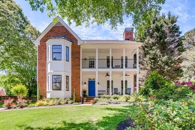 309 Lucinda Court NW, Marietta, GA 30064 (MLS #6880641) :: Path & Post Real Estate
