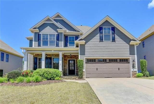 8140 Majors Glen Court, Cumming, GA 30041 (MLS #6880680) :: The Kroupa Team | Berkshire Hathaway HomeServices Georgia Properties