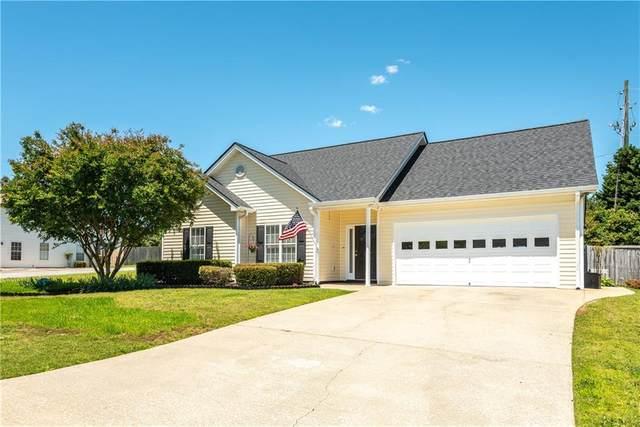 214 Lee Court, Canton, GA 30115 (MLS #6880703) :: Charlie Ballard Real Estate