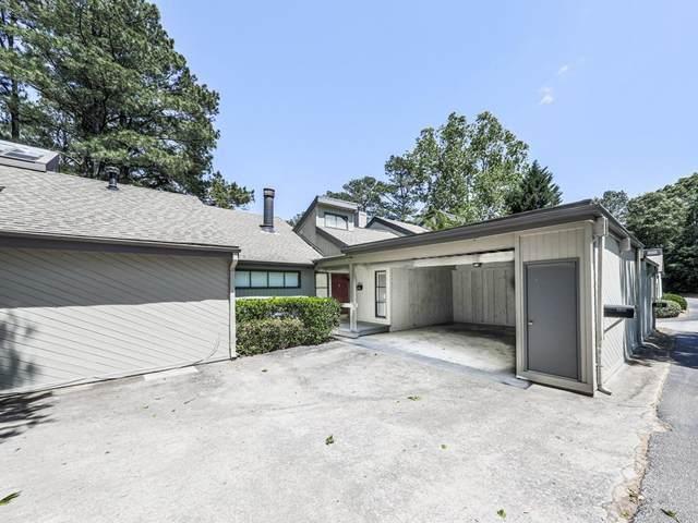 5021 Highland Club Drive, Marietta, GA 30068 (MLS #6880704) :: RE/MAX Prestige