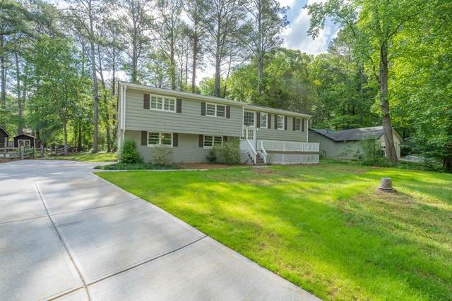 4442 Inlet Road Road, Marietta, GA 30066 (MLS #6880737) :: North Atlanta Home Team