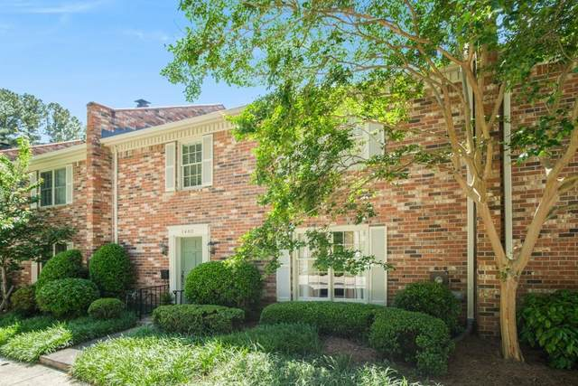 1482 Leafmore Place, Decatur, GA 30033 (MLS #6880748) :: The Gurley Team