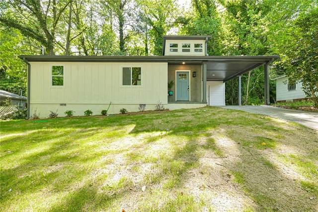 1531 Glenrock Drive NW, Atlanta, GA 30318 (MLS #6880760) :: The Atlanta Real Estate Group