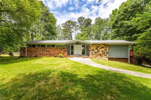 1844 Old Peachtree Road, Lawrenceville, GA 30043 (MLS #6880766) :: Compass Georgia LLC