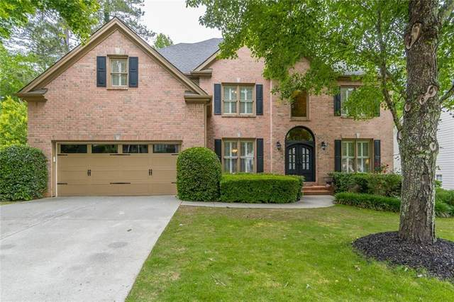 1220 Wynridge Crossing, Alpharetta, GA 30005 (MLS #6880768) :: North Atlanta Home Team