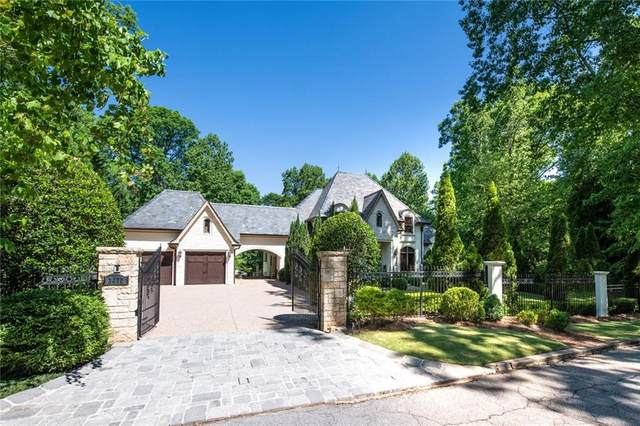 3470 Ridgewood Road NW, Atlanta, GA 30327 (MLS #6880777) :: The Justin Landis Group