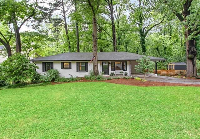 959 Stephens Street SE, Smyrna, GA 30080 (MLS #6880787) :: Charlie Ballard Real Estate