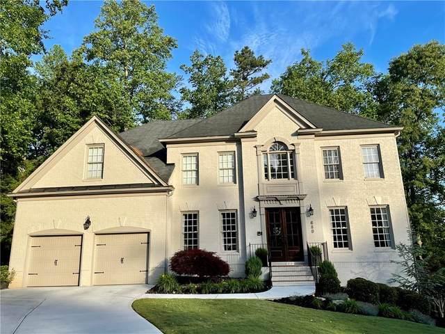 680 Copper Creek Circle, Alpharetta, GA 30004 (MLS #6880791) :: North Atlanta Home Team