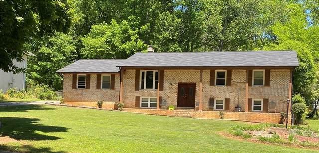 4311 Cedar Ridge Trail, Stone Mountain, GA 30083 (MLS #6880809) :: Thomas Ramon Realty