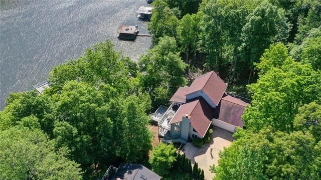 54 Chestatee View Place, Dawsonville, GA 30534 (MLS #6880827) :: RE/MAX Prestige