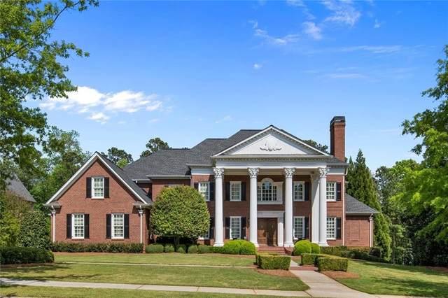 4382 Oglethorpe Loop NW, Acworth, GA 30101 (MLS #6880836) :: Path & Post Real Estate