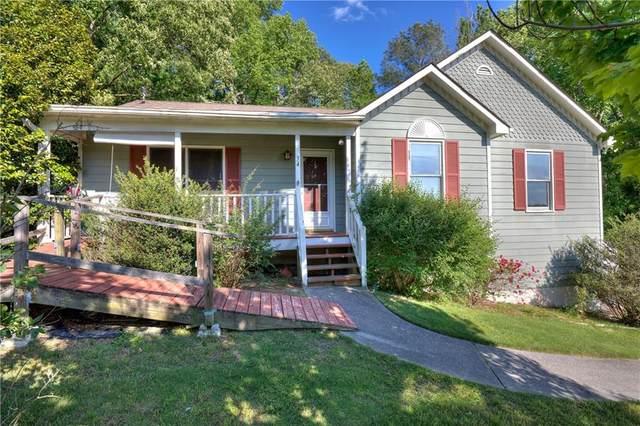 34 Bradford Drive SW, Cartersville, GA 30120 (MLS #6880840) :: RE/MAX Paramount Properties